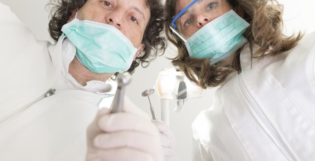 A pain-free future for dentistry?