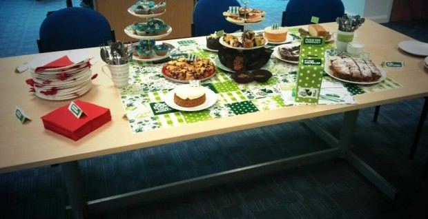 Macmillan coffee morning success!